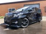 トヨタ アルファード 2.5 S Aパッケージ タイプ ブラック 4WD