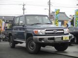 トヨタ ランドクルーザー70 ピックアップ 4.0 4WD