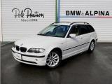 BMW 318iツーリング 新車からの記録有り ベージュ本革シート