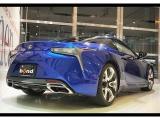 レクサス LC500 ストラクチュラルブルー