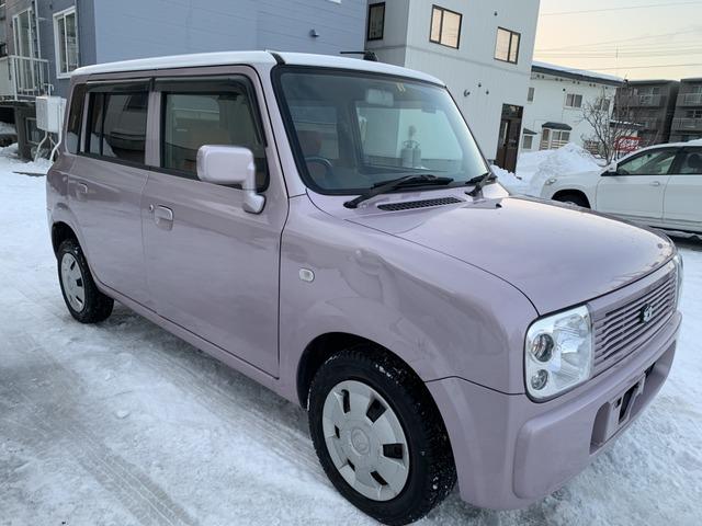 スズキ アルトラパン X2 4WD 車検2年付!4WD!