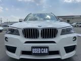 ☆平成24年式BMW X3xドライブ28iMスポーツパッケージ4WD 走行45600キロ☆