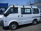 ボンゴバン 2.0 DX 低床 ディーゼル 4WD ターボ ルーフキャリア 積載900kg
