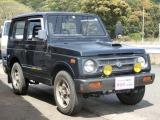 ジムニー ワイルドウインド リミテッド 4WD アルミホイール