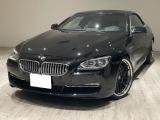 BMW 650iカブリオレ