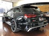 アウディ RS6アバント 4.0 4WD