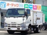 いすゞ エルフ 冷凍車