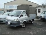 トヨタ タウンエーストラック 1.8 DX 低床 スチールデッキ 一方開