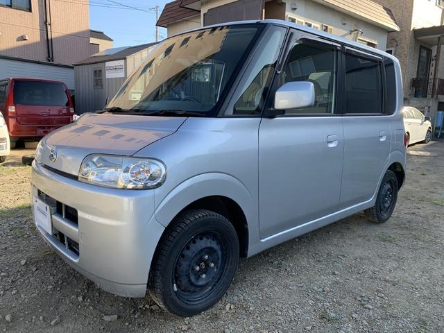 ダイハツ タント L 4WD 車検2年付!4WD!