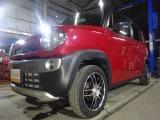 スズキ ハスラー X 4WD