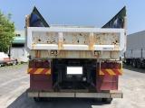 ギガ ダンプ ロングダンプ 電動コボレーン 積載11t