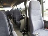 モケットシート・リクライニング定員は29名乗です!