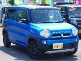 スズキ ハスラー タフワイルド 4WD