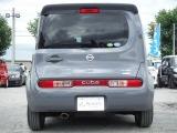 日産 キューブ 1.5 15X FOUR インディゴセレクション 4WD