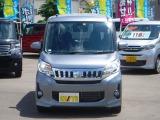 三菱 eKスペースカスタム G e-アシスト 4WD