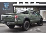 米国トヨタ タコマ ダブルキャブ SR 3.5 V6 4WD