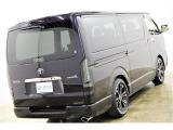 トヨタ ハイエースバン 3.0 スーパーGL ダークプライム ロング ディーゼル 4WD