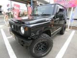 ジムニー XL 4WD 5MT 背面タイヤ 外AWタイヤ