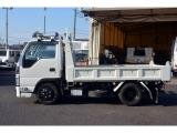 いすゞ エルフ 3.0 強化ダンプ フルフラットロー ディーゼル