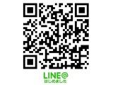 ★LINE@始めました!このQRコードで簡単にお問い合わせできます。お問い合わせはTEL06-6430-1230 E-mail cars_genesis2007@yahoo.co.jpまで!!★