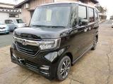ホンダ N-BOXカスタム G L ホンダセンシング 4WD