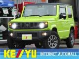 ジムニー XC 4WD 禁煙車 1オーナー 彩速ナビ ドラレコ