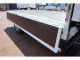 荷台内寸:312×162×38 三方開 床板張替え済み