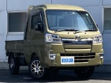 ダイハツ ハイゼットトラック ハイルーフ SAIIIt 4WD