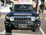 FJクルーザー 4.0 ブラックカラーパッケージ 4WD 1オーナー 4WD 外20AWリフトUP