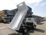 キャンター 3.0 強化ダンプ 高床 ディーゼル 2t積載 強化三方開 4ナンバー