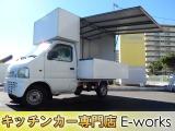 キャリイ KU パワステ 5MT 2WD キッチンカー