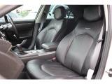 運転席、助手席共に黒本革シートは綺麗な状態です☆