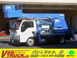 エルフ 高所作業車 高所作業車アイチ製SS12A 11.9m