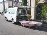 ボンゴバン  福祉車両 移動入浴車 パートタイム4WD