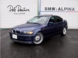 BMWアルピナ B3 S リムジン ニコル物 アルピナブルー
