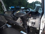 キャンター 車載車 ユニックNEO5 ラジコン付き 社外ナビ