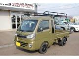ハイゼットトラック ジャンボ 4WD ハードカーゴ仕様 登録済未使用