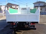 キャンター ダンプ 3t積載 高床ダンプ 全塗装 外装仕上済