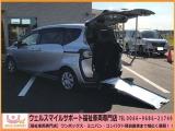 トヨタ シエンタ 1.5 X ウェルキャブ 車いす仕様車 タイプI 助手席側セカンドシート無