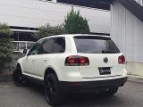 フォルクスワーゲン トゥアレグ V6 4WD