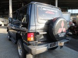パジェロ 3.0 メタルトップ スーパーXL 4WD ショート AT L141GW 三角窓