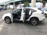 トヨタ ハリアー 2.4 240G Lパッケージ アルカンターラ プライムバージョン