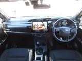 ハイラックス 2.4 Z ブラック ラリー エディション ディーゼル 4WD アルパイン11inナ...