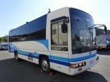 スペースランナー 観光バス 34人乗り 自動スイング扉 エアサス