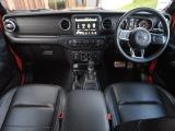 ジープ・ラングラーアンリミテッド サハラ ローンチエディション 4WD JEPPESEN17ホイ...