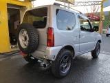 AZ-オフロード XC 4WD 社外シート 社外バンパー