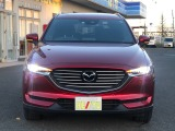 CX-8 2.2 XD プロアクティブ 4WD 【当店下取車】 禁煙ワンオーナー LED
