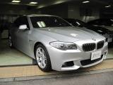 BMW 523d ブルーパフォーマンス Mスポーツパッケージ