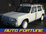 ラシーン 1.5 タイプII 4WD 4WD 革調シートカバー 背面タイヤ