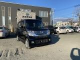 N-BOXカスタム G Lパッケージ 4WD 4WD 車検新規カロッツェリアナビ
